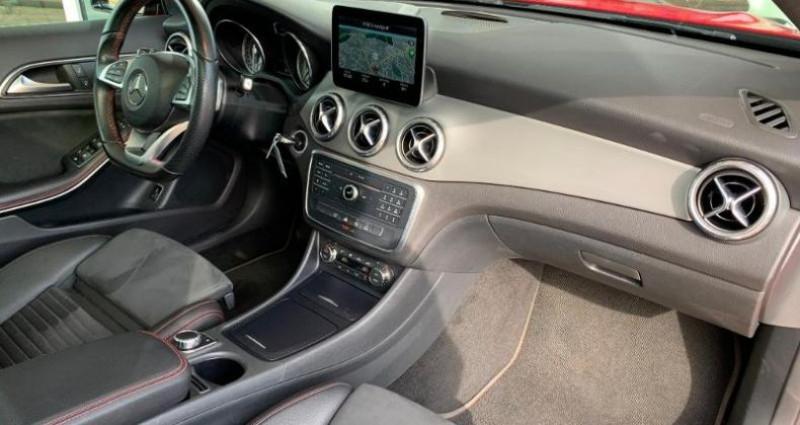 Mercedes GLA 180 d Fascination 7G-DCT  occasion à Le Chateau D`olonne - photo n°4