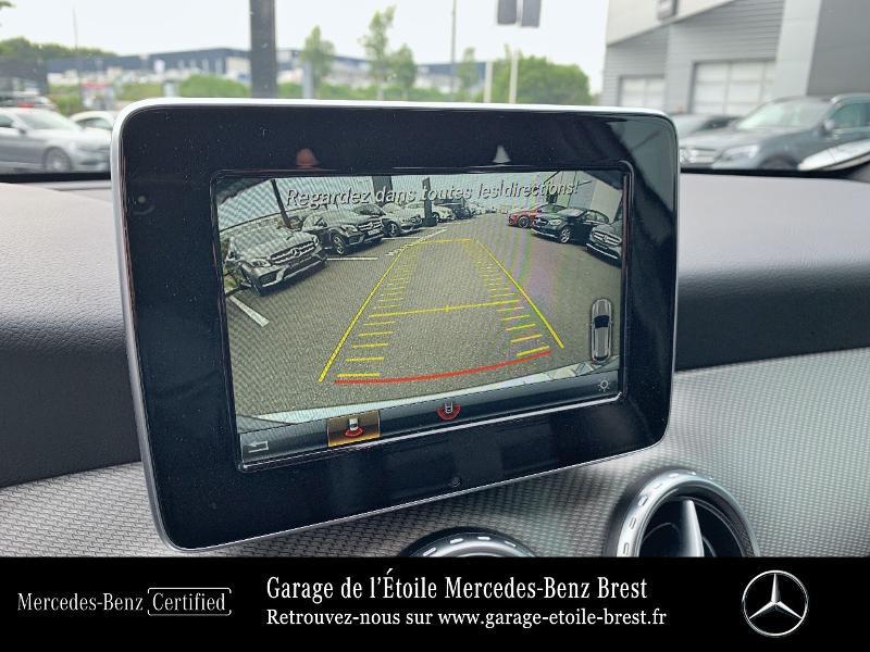 Mercedes GLA 180 d Inspiration 7G-DCT Gris occasion à BREST - photo n°20
