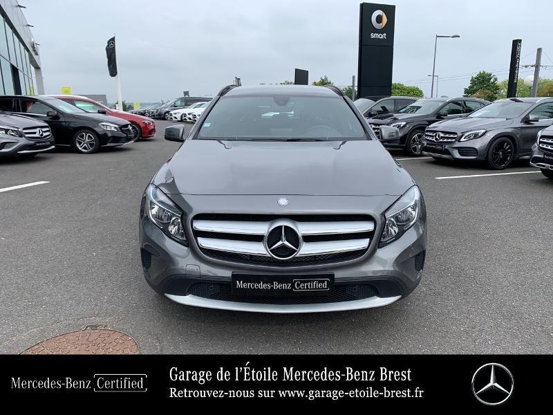 Mercedes GLA 180 d Inspiration 7G-DCT Gris occasion à BREST - photo n°5
