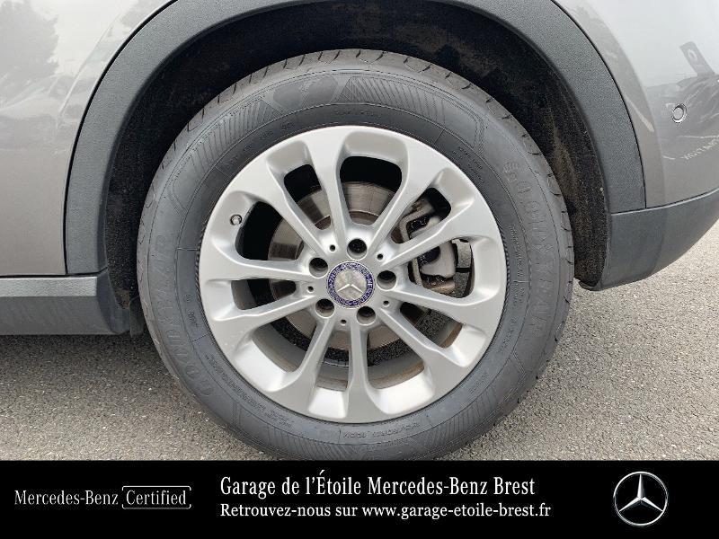 Mercedes GLA 180 d Inspiration 7G-DCT Gris occasion à BREST - photo n°13