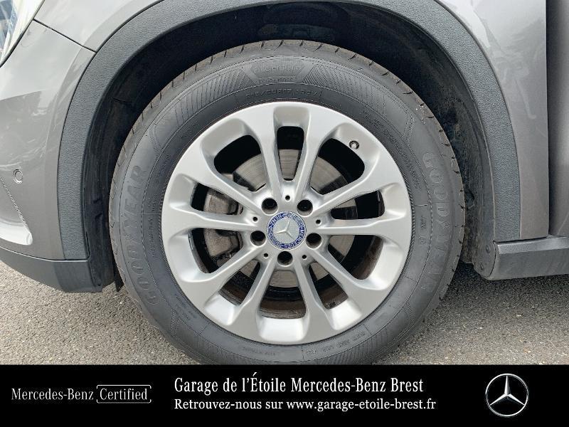 Mercedes GLA 180 d Inspiration 7G-DCT Gris occasion à BREST - photo n°14
