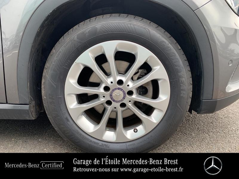 Mercedes GLA 180 d Inspiration 7G-DCT Gris occasion à BREST - photo n°15