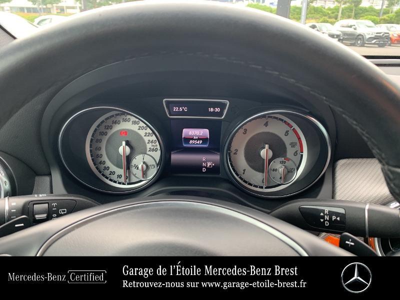 Mercedes GLA 180 d Inspiration 7G-DCT Gris occasion à BREST - photo n°9
