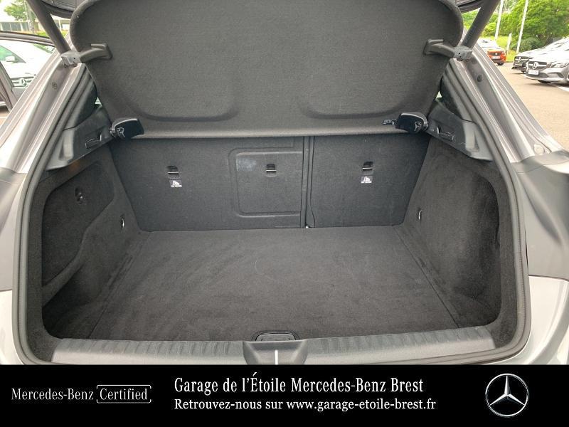 Mercedes GLA 180 d Inspiration 7G-DCT Gris occasion à BREST - photo n°12