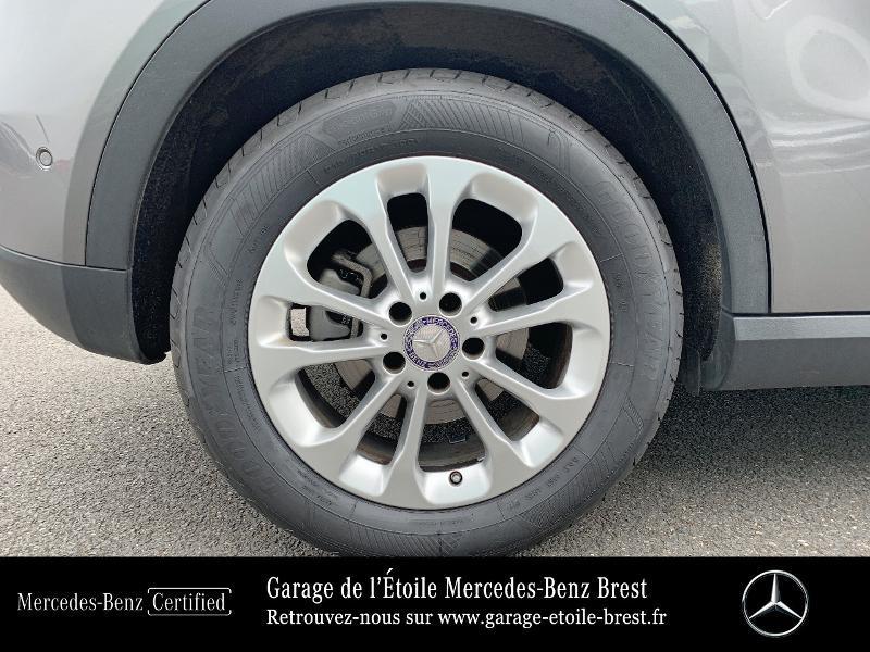 Mercedes GLA 180 d Inspiration 7G-DCT Gris occasion à BREST - photo n°16