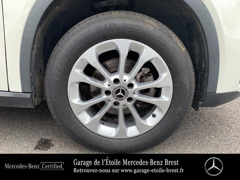 Mercedes GLA 180 d Inspiration 7G-DCT Blanc occasion à BREST - photo n°16