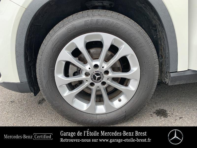 Mercedes GLA 180 d Inspiration 7G-DCT Blanc occasion à BREST - photo n°14