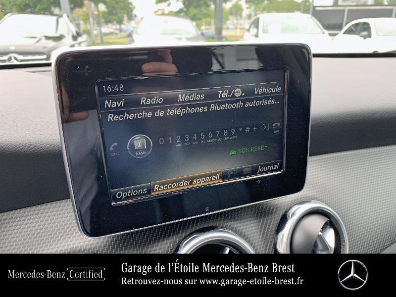 Mercedes GLA 180 d Inspiration 7G-DCT Blanc occasion à BREST - photo n°8