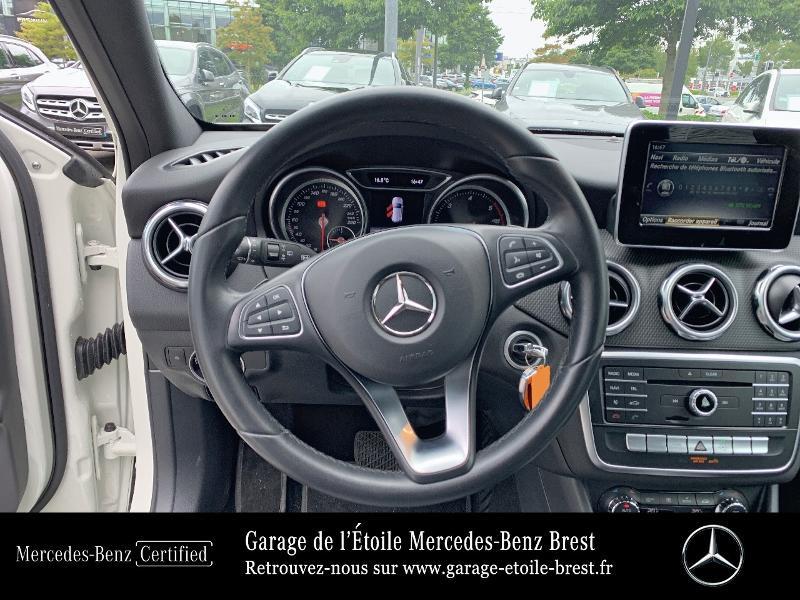 Mercedes GLA 180 d Inspiration 7G-DCT Blanc occasion à BREST - photo n°7