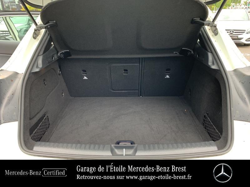 Mercedes GLA 180 d Inspiration 7G-DCT Blanc occasion à BREST - photo n°12