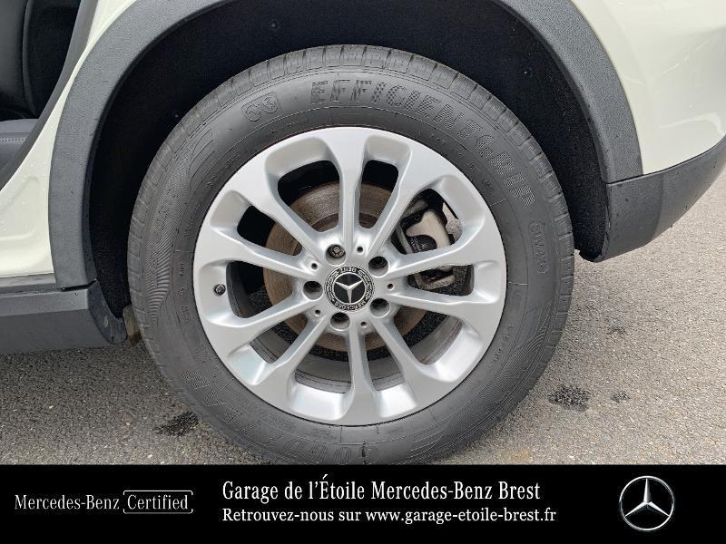 Mercedes GLA 180 d Inspiration 7G-DCT Blanc occasion à BREST - photo n°13