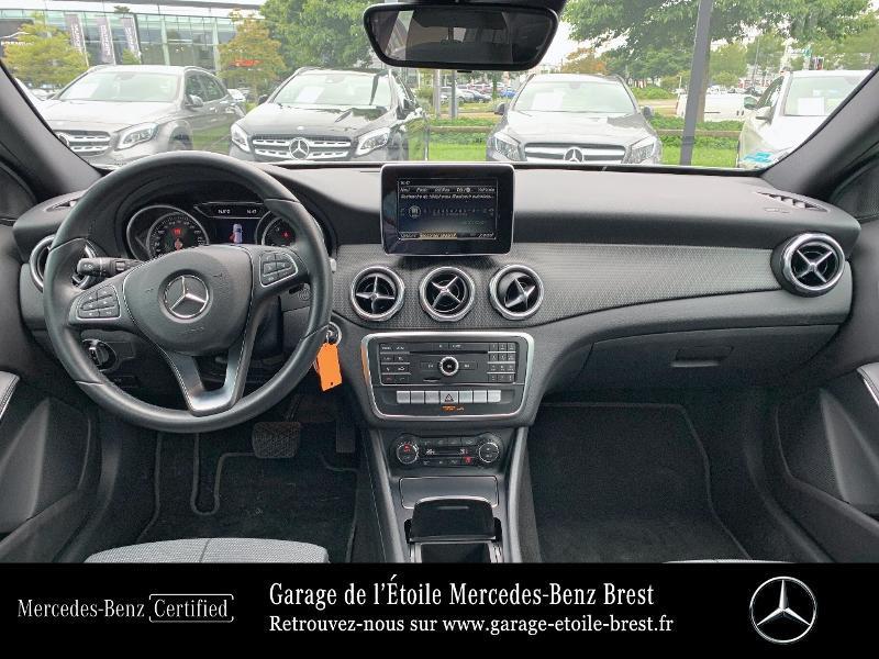Mercedes GLA 180 d Inspiration 7G-DCT Blanc occasion à BREST - photo n°6