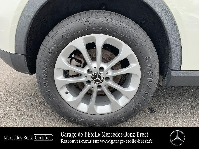 Mercedes GLA 180 d Inspiration 7G-DCT Blanc occasion à BREST - photo n°15