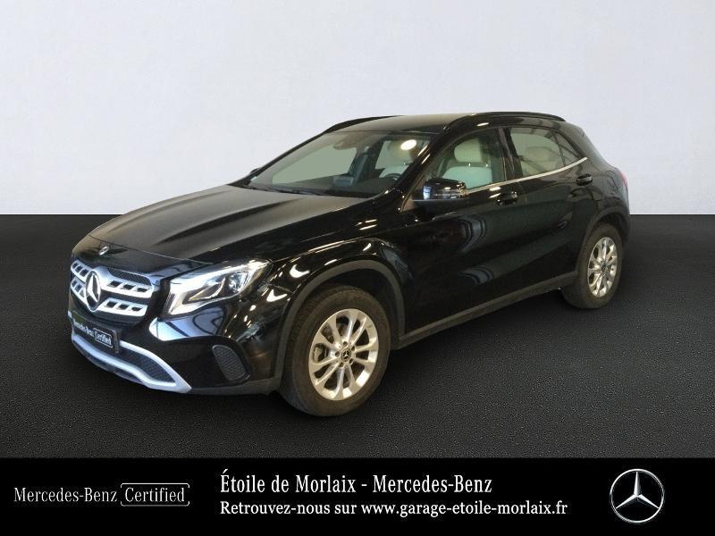 Mercedes GLA 180 d Inspiration Noir occasion à Saint Martin des Champs
