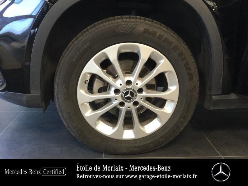 Mercedes GLA 180 d Inspiration Noir occasion à Saint Martin des Champs - photo n°15