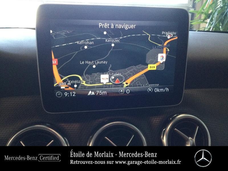 Mercedes GLA 180 d Inspiration Noir occasion à Saint Martin des Champs - photo n°8