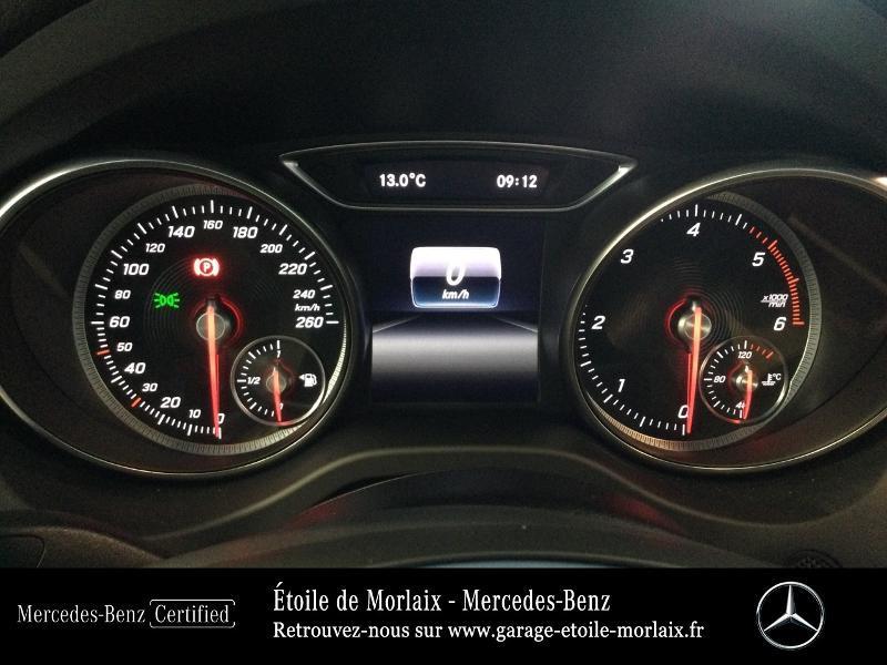 Mercedes GLA 180 d Inspiration Noir occasion à Saint Martin des Champs - photo n°9