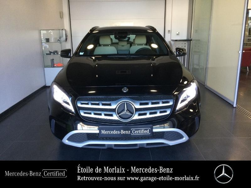 Mercedes GLA 180 d Inspiration Noir occasion à Saint Martin des Champs - photo n°5