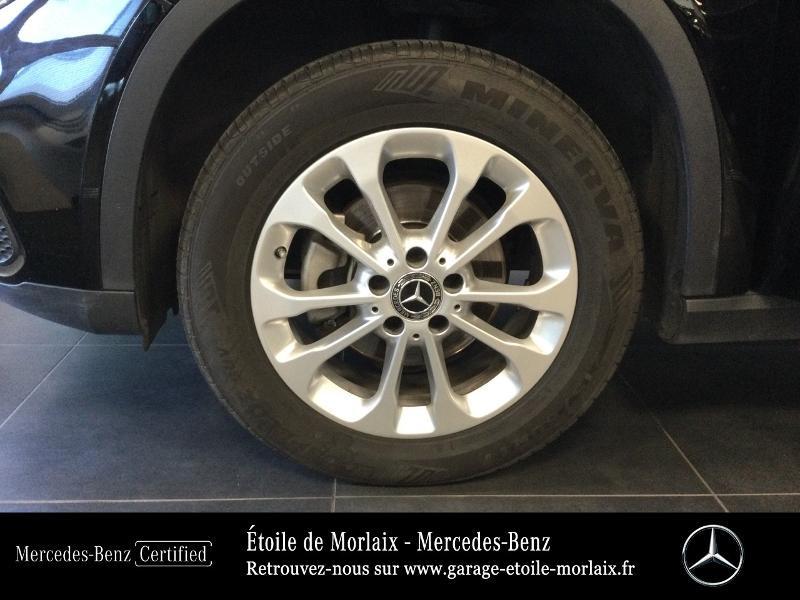 Mercedes GLA 180 d Inspiration Noir occasion à Saint Martin des Champs - photo n°16