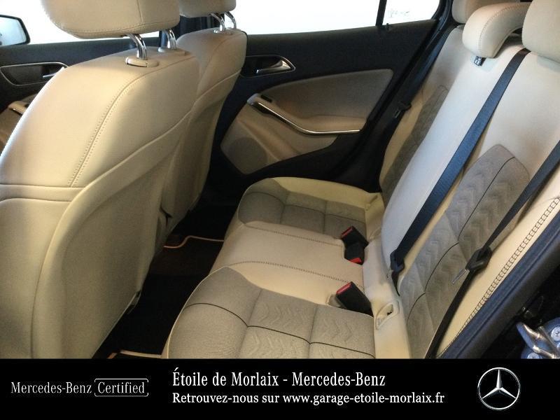 Mercedes GLA 180 d Inspiration Noir occasion à Saint Martin des Champs - photo n°11