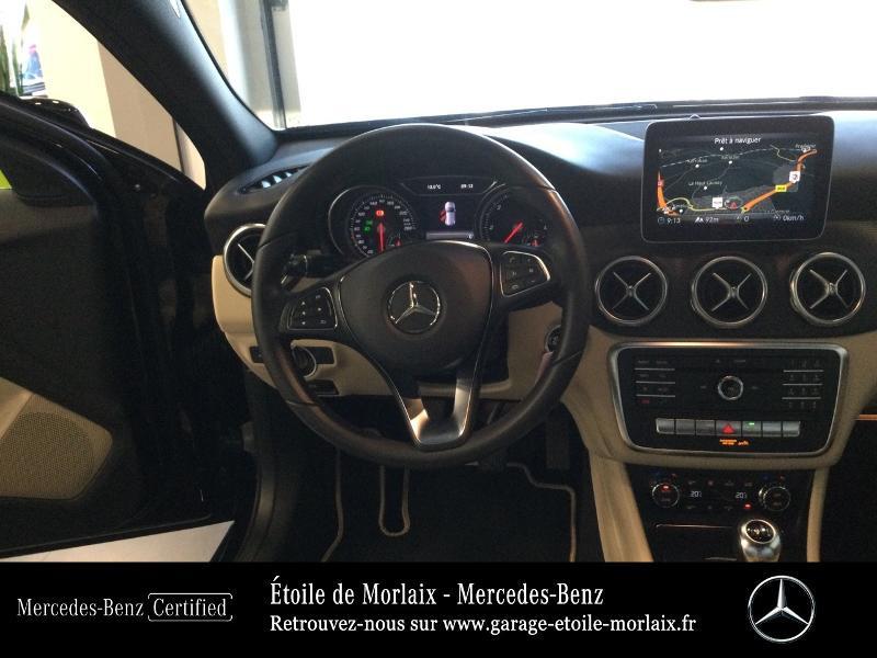 Mercedes GLA 180 d Inspiration Noir occasion à Saint Martin des Champs - photo n°7