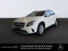 Mercedes GLA 180 d Intuition 7G-DCT Blanc à QUIMPER 29