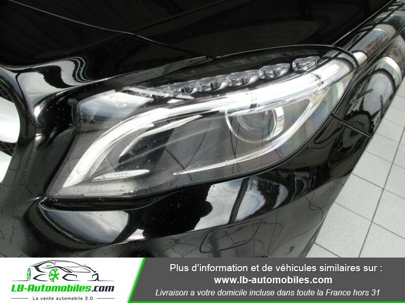 Mercedes GLA 180 d Noir occasion à Beaupuy - photo n°8