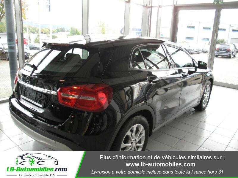Mercedes GLA 180 d Noir occasion à Beaupuy - photo n°2