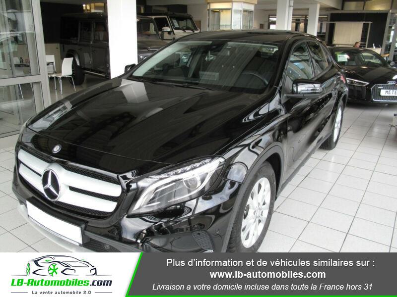 Mercedes GLA 180 d Noir occasion à Beaupuy