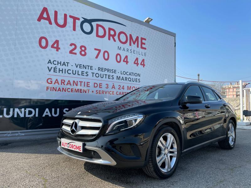 Mercedes GLA 180 Sensation - 38 000 Kms Noir occasion à Marseille 10