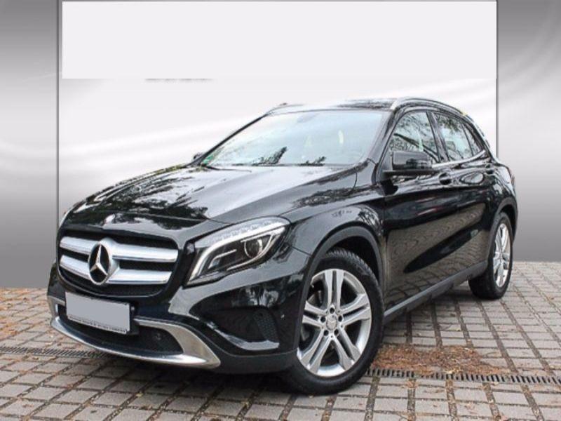 Mercedes GLA 180 Noir occasion à Beaupuy