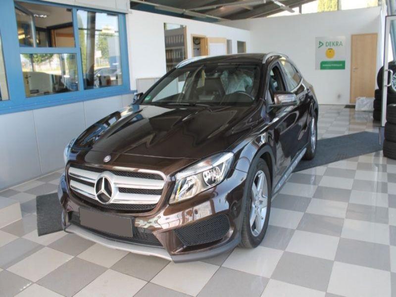 Mercedes GLA 200 CDI AMG Marron occasion à Beaupuy