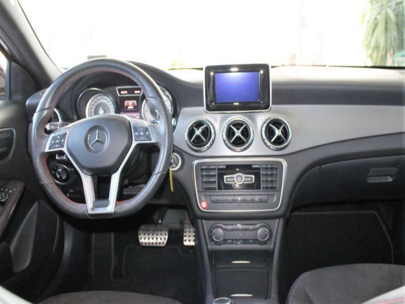 Mercedes GLA 200 CDI AMG Marron occasion à Beaupuy - photo n°2