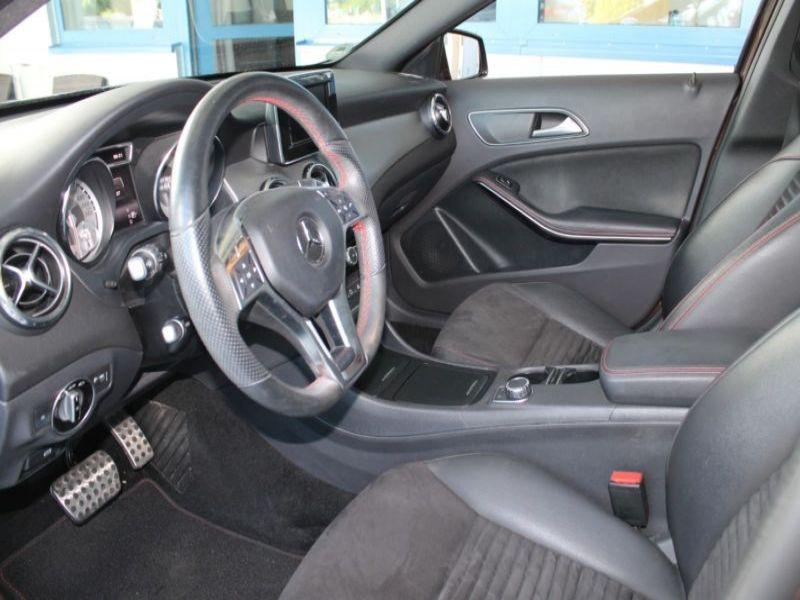 Mercedes GLA 200 CDI AMG Marron occasion à Beaupuy - photo n°4