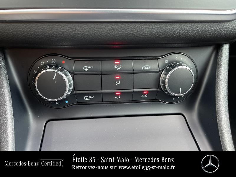 Mercedes GLA 200 CDI Inspiration 7G-DCT Gris occasion à SAINT-MALO - photo n°19