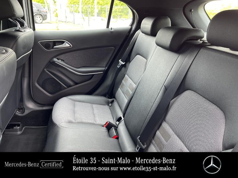 Mercedes GLA 200 CDI Inspiration 7G-DCT Gris occasion à SAINT-MALO - photo n°11