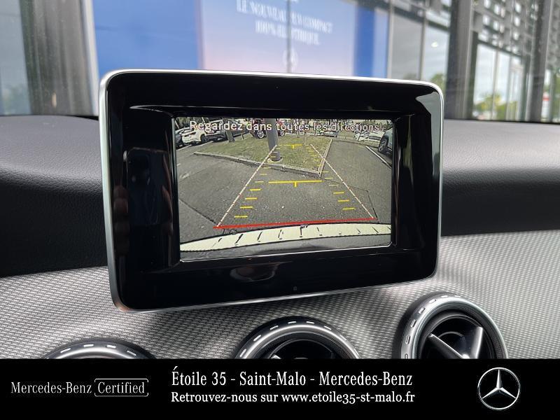 Mercedes GLA 200 CDI Inspiration 7G-DCT Gris occasion à SAINT-MALO - photo n°15