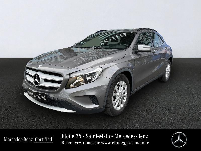 Mercedes GLA 200 CDI Inspiration 7G-DCT Gris occasion à SAINT-MALO