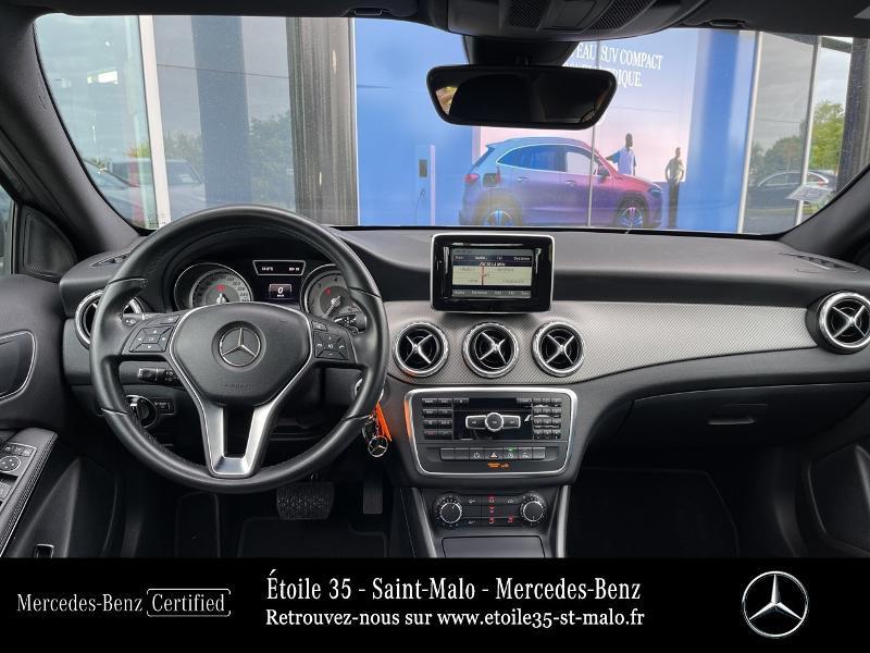 Mercedes GLA 200 CDI Inspiration 7G-DCT Gris occasion à SAINT-MALO - photo n°6