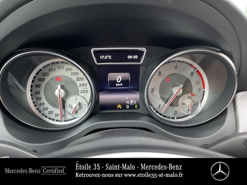 Mercedes GLA 200 CDI Inspiration 7G-DCT Gris occasion à SAINT-MALO - photo n°14