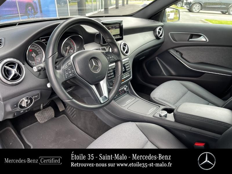 Mercedes GLA 200 CDI Inspiration 7G-DCT Gris occasion à SAINT-MALO - photo n°7