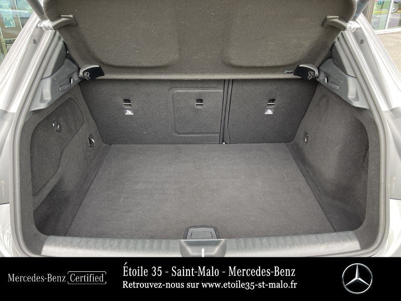 Mercedes GLA 200 CDI Inspiration 7G-DCT Gris occasion à SAINT-MALO - photo n°12