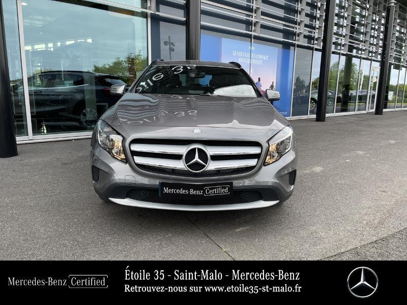 Mercedes GLA 200 CDI Inspiration 7G-DCT Gris occasion à SAINT-MALO - photo n°5