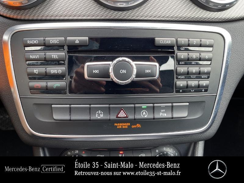 Mercedes GLA 200 CDI Inspiration 7G-DCT Gris occasion à SAINT-MALO - photo n°18