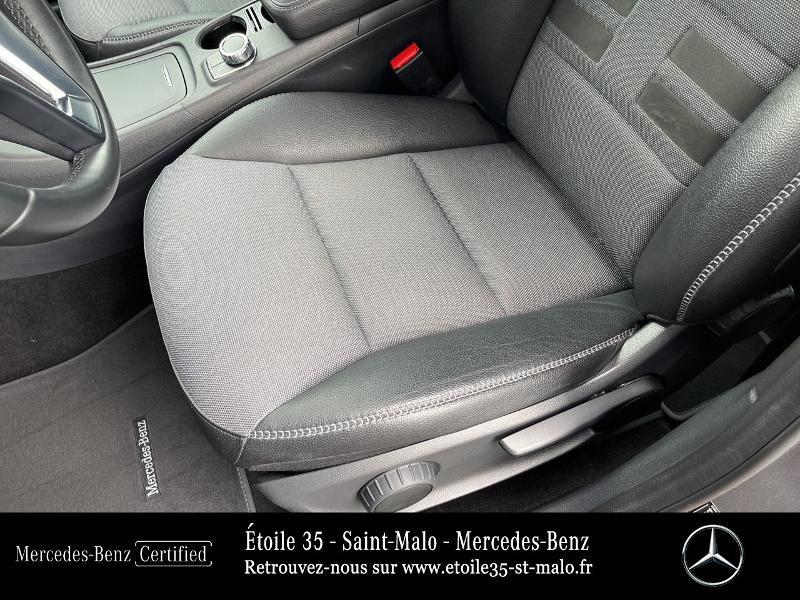 Mercedes GLA 200 CDI Inspiration 7G-DCT Gris occasion à SAINT-MALO - photo n°9