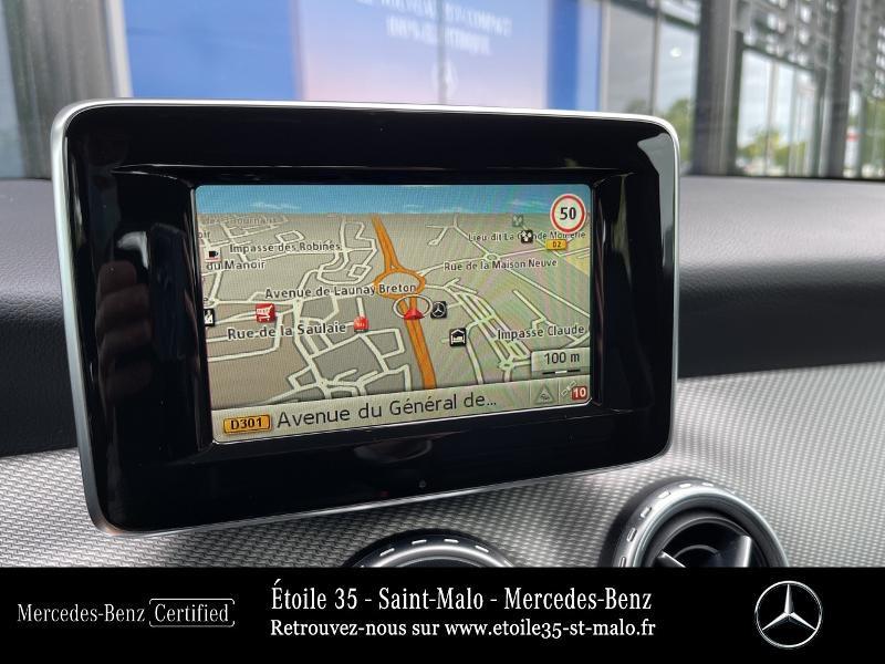 Mercedes GLA 200 CDI Inspiration 7G-DCT Gris occasion à SAINT-MALO - photo n°17