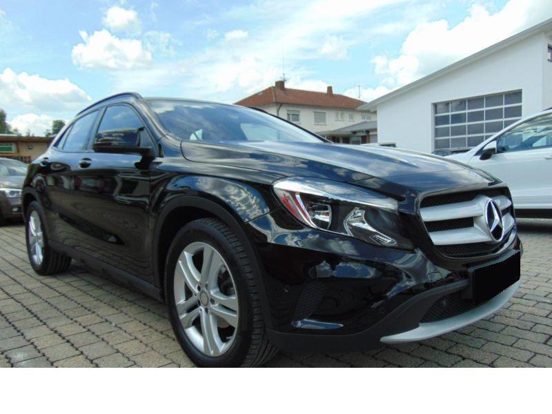 Mercedes GLA 200 CDI Noir occasion à Beaupuy