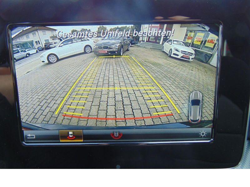 Mercedes GLA 200 CDI Noir occasion à Beaupuy - photo n°8