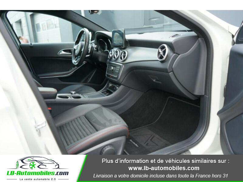Mercedes GLA 200 d 4MATIC Blanc occasion à Beaupuy - photo n°12