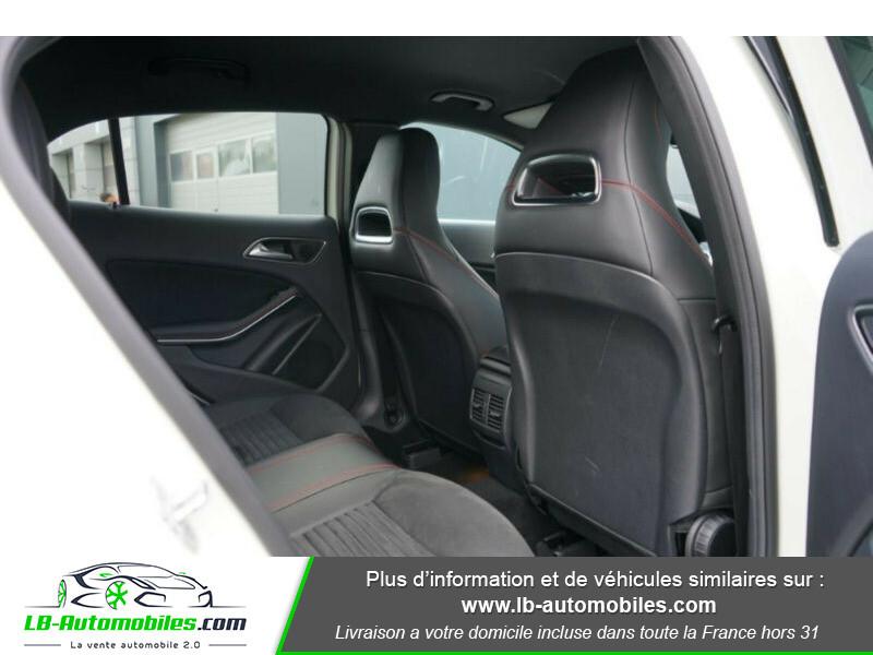 Mercedes GLA 200 d 4MATIC Blanc occasion à Beaupuy - photo n°11